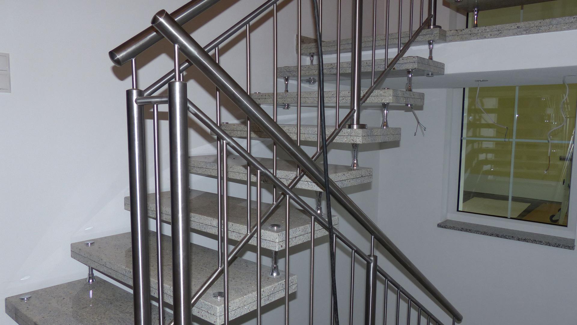 Kosten Neue Treppe innentreppen aus granit beton marmor und naturstein wagner