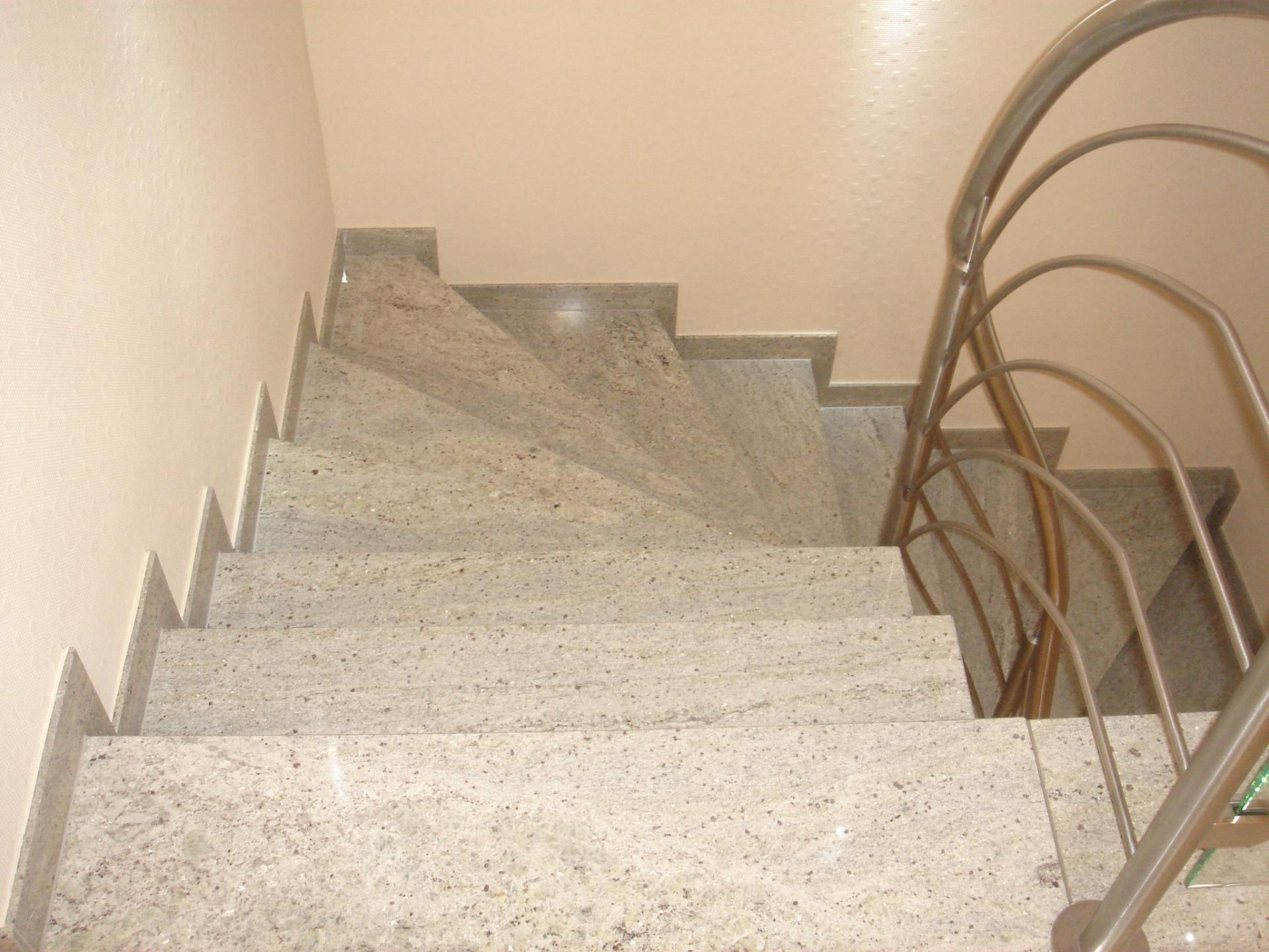 Innentreppen Aus Granit Beton Marmor Und Naturstein Wagner