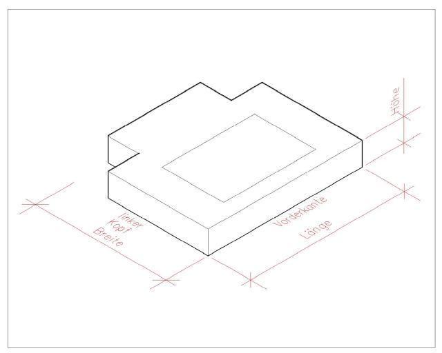 blockpodeste aus beton waschbeton und betonwerkstein. Black Bedroom Furniture Sets. Home Design Ideas